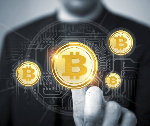Hey, this ATM isn't normal. Bitcoin? What's that? Yes, you can now make Bitcoin transactions at public ATM's. Get the details on how to use a Bitcoin ATM here.