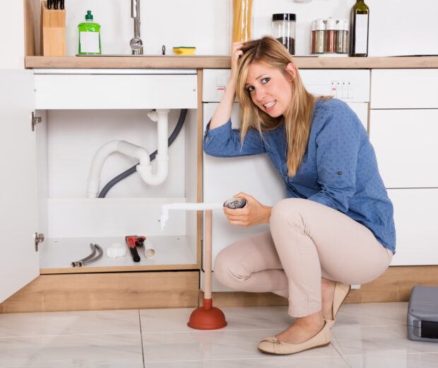Some things just can't be a DIY job. Check out our article for a look at when you should call a plumber to check things out.