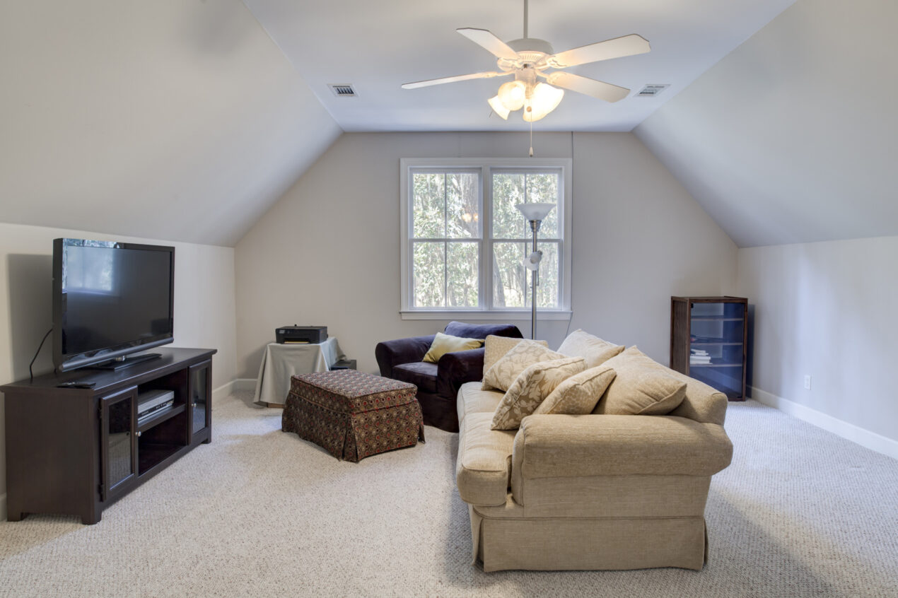 Do you want to turn your attic into a spare bedroom, man cave, or entertainment room? Here's a brief guide that makes it simple to finish an attic.