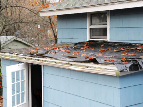 If you're roof is falling apart, it may be time to replace it. This guide will teach you the six different signs you need a new roof.
