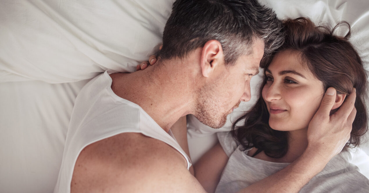 If you're in a long-term relationship, it doesn't mean the sexual connection has to go stale. Learn the best ways to spice up your sex life by clicking here.