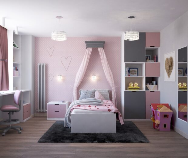 The Cutest Baby Bed Trend: Canopies