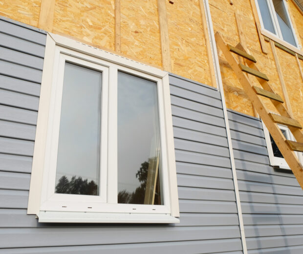 There are several siding materials you have to choose from for your house. This link explains the pros and cons of the popular options.