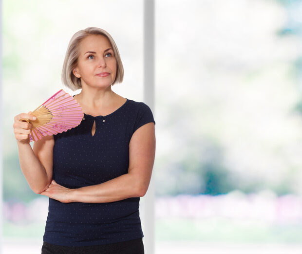 Are you ovulating when you're not expecting and your body temperature is fluctuating. Here's what menopause is and some available treatments.